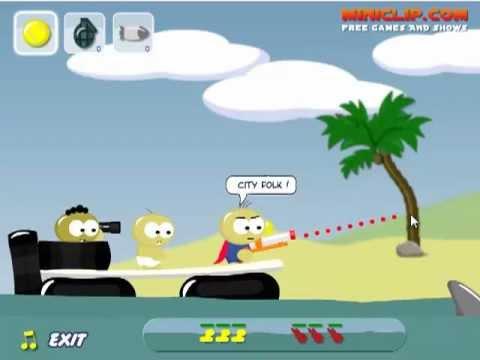 Raft Wars (Miniclip Monday)