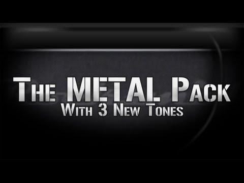 Rocksmith DLC Metal Pack Review + Metallica Tone