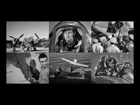 P-38 Reconnaissance Pilot (1944- New Restoration)