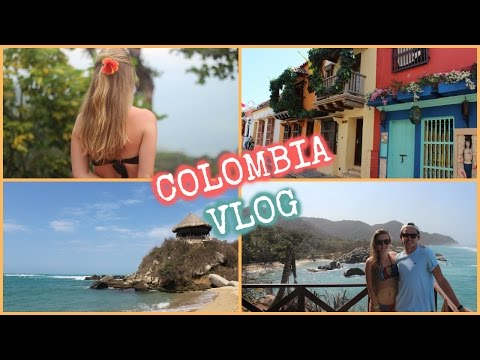 Colombia Vlog || Spring Break Vacation