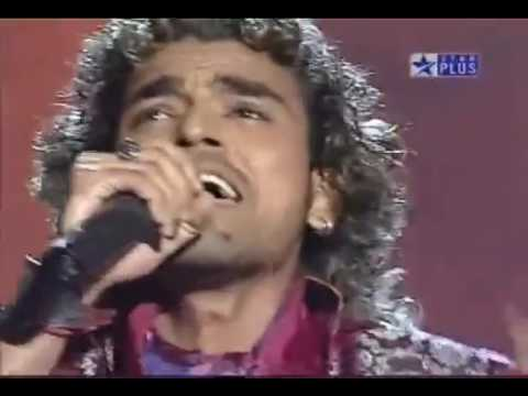 Lagan Lagi by Toshi at Star Voice Of India