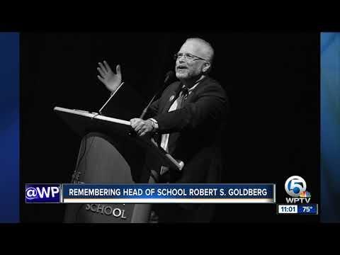 Head of Benjamin School Robert Goldberg dies at 67