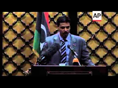 New members of Libya