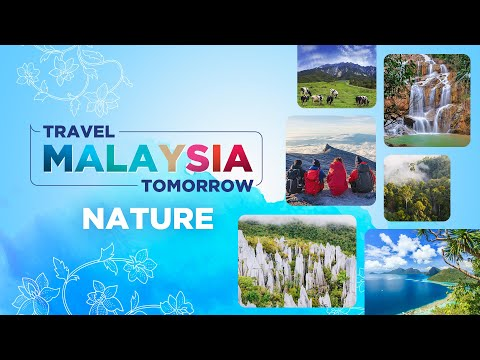 #TravelMalaysiaTomorrow  Natural Wonders