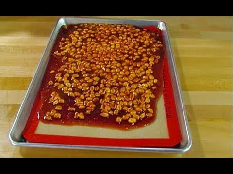Alton Brown Makes Peanut Brittle | Food Network