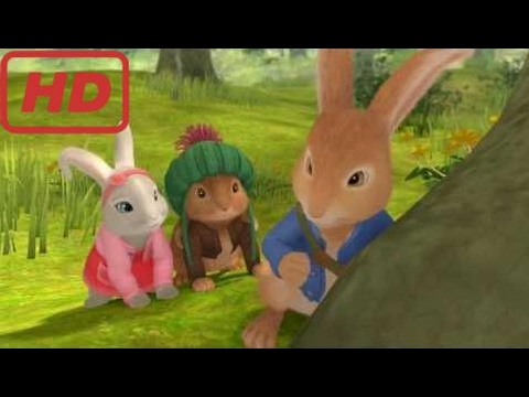 Peter Rabbit The Tale of Benjamin's Map The Tale of the Wrecked Treehouse | Joe