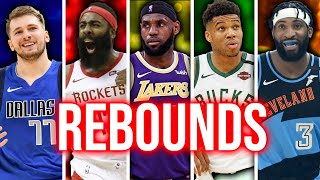 The Best Starting 5's From EVERY Major NBA Category