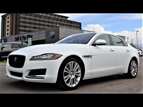 2020 Jaguar XF: Is The New XF Worth Over $60,000???