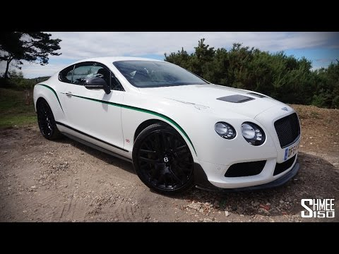 Bentley Continental GT3-R - Test Drive, In-Depth Tour and Impressions