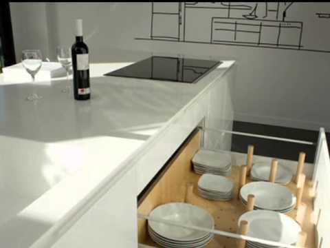 Cocinas Santos Studio Madrid Showroom Las Rozas-El Soho