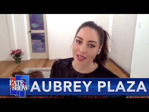 """Aubrey Plaza Doesn't Want Her Grandma To See Her New Film """"Black Bear"""""""