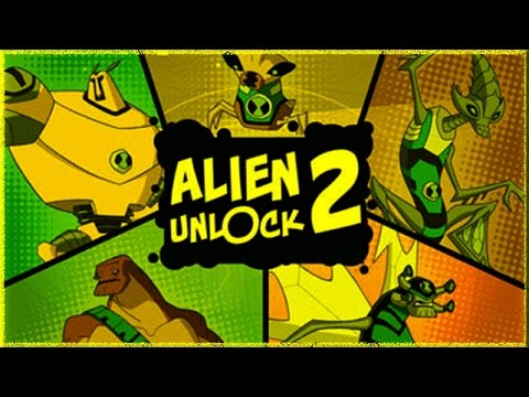Ben 10 games omniverse alien unlock 2 full game play youtube