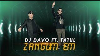DJ DAVO FT  TATUL AVOYAN ZANGUM EM **OFFICAL**