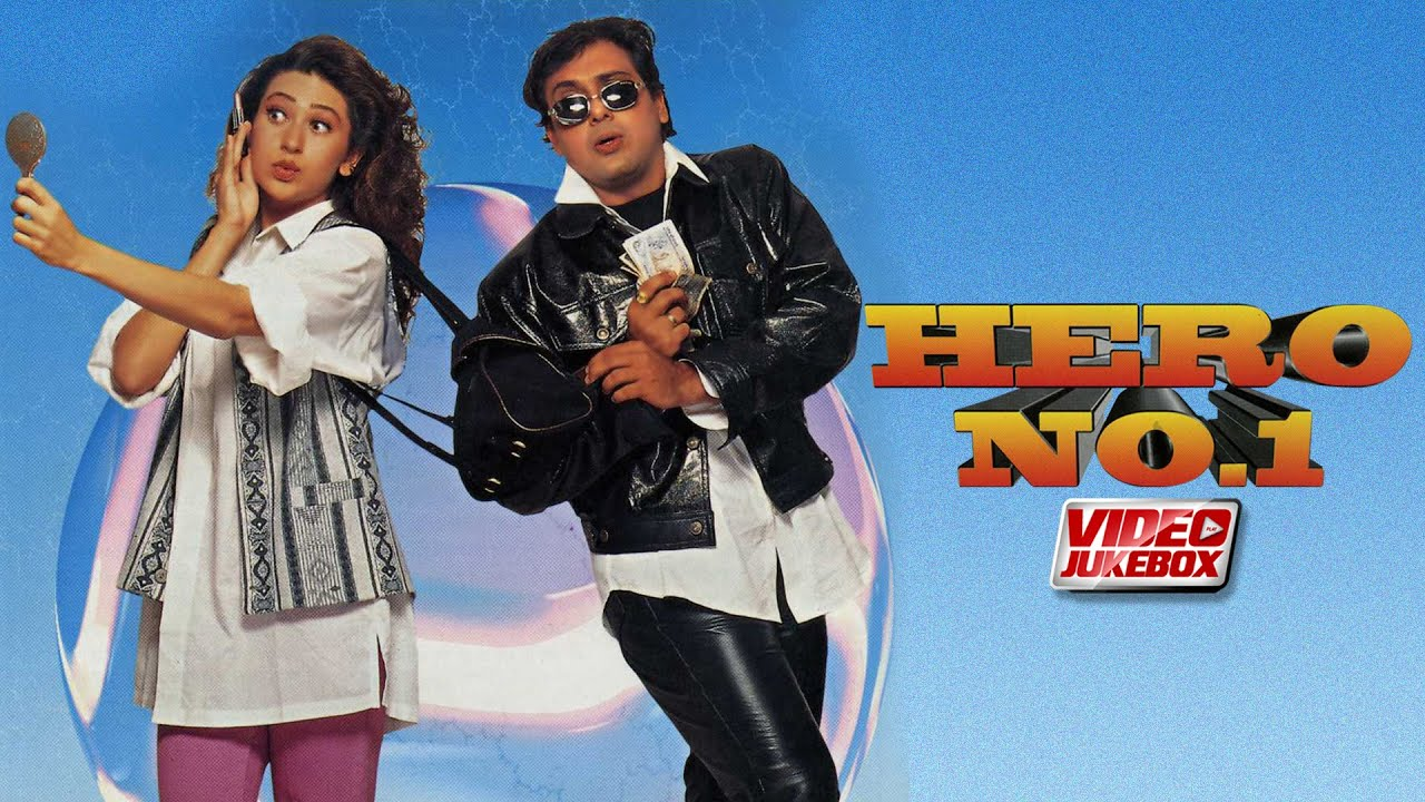Hero No.1 | Video Jukebox | Govinda | Karisma Kapoor | 90's Hit Movie Songs | Tips Official