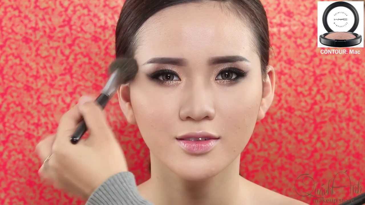 Make up party – Trang điểm dự tiệc [QUÁCH ÁNH MAKEUP]