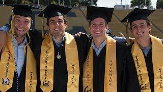 Cal Athletics: Graduation 2014
