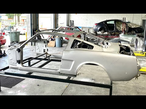 Building a 1966 Ford Mustang Fastback - Episode 2