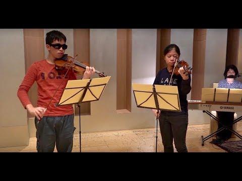 Winter Wonderland Violin Duo