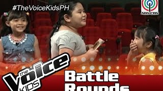 Team Lea Battle Rehearsal: Faye vs Eleana vs Yessha Video