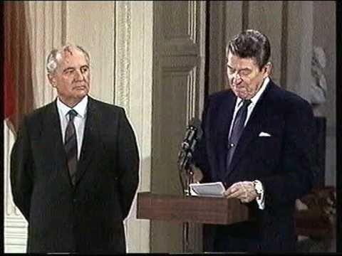 Gorbachev & Glasnost in the USSR