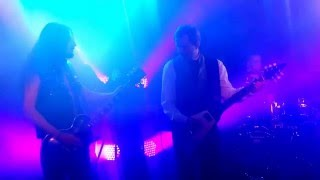 The siren of the woods - Therion live, Manchester 16/01/2016