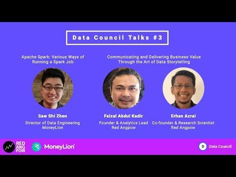 Data Council #3 (November 2019)