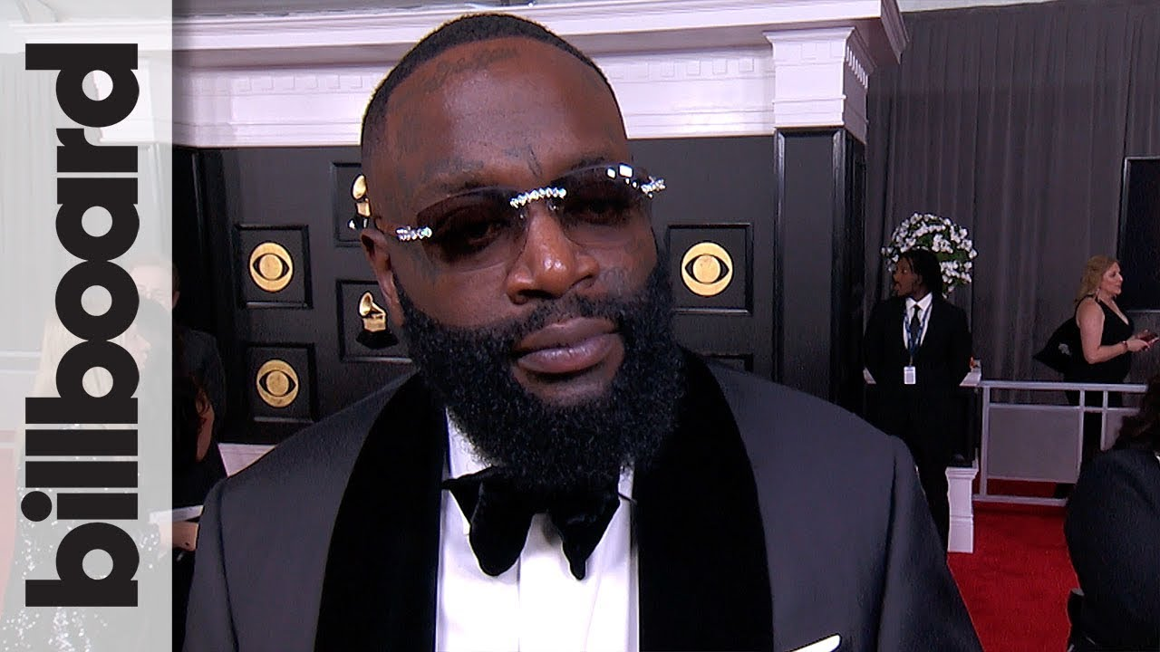 Rick Ross Shares How Nipsey Hussle Inspired 'Gold Roses' & Their First Time in a Studi