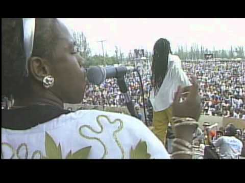 Dennis Brown - Reggae Sunsplash (Jamaica,1991)