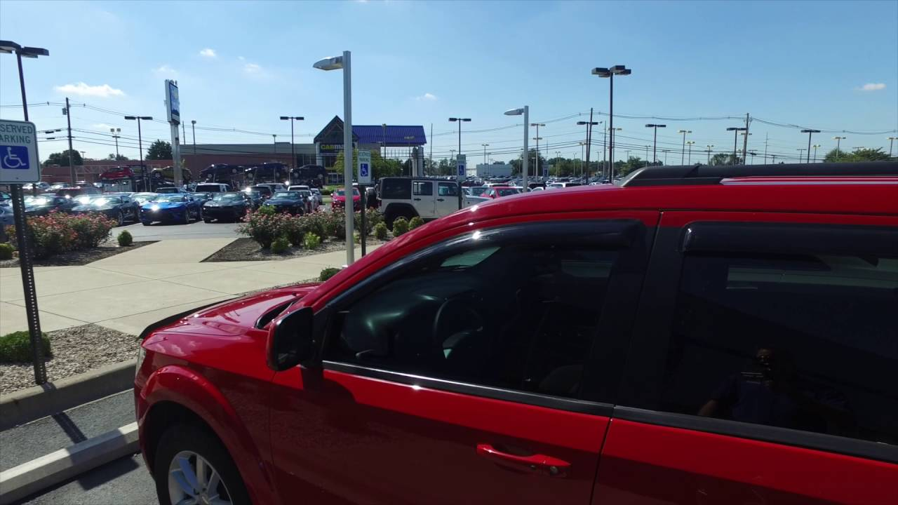 2013 Dodge Journey SXT One Owner At Bachman Chevrolet Louisville Ky Used  Car For Sale.