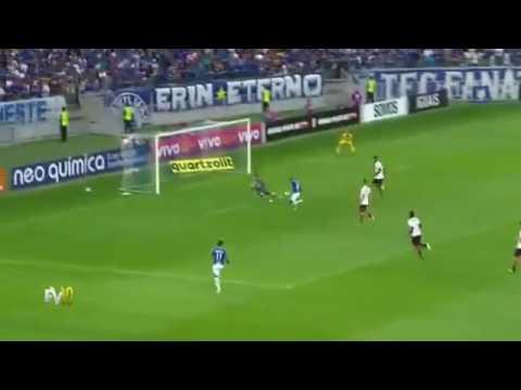 Gol Sassá , cruzeiro x Flamengo , 16/07/2017