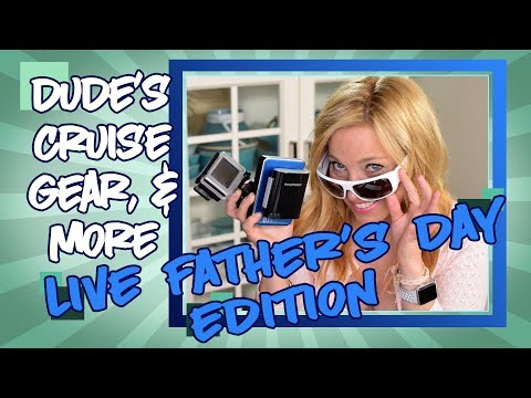 Guy's Gear and Cruise Activities - Father's Day Live Stream