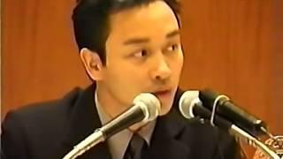 張國榮 《星月童话》韓國宣傳記者會(字幕版)