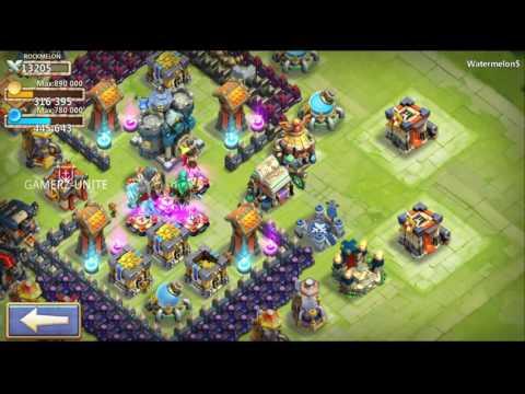 Castle Clash Clan Invite