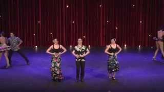 """""""Elegante y Sencillito"""" Un Cabaret Flamenco Pop"""