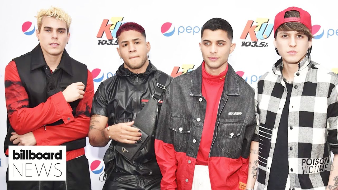 CNCO Discovers New Sound As Quartet With New Single 'To'a La Noche' |  Billboard News