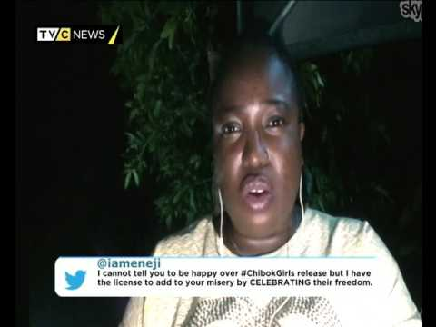 AFRICA TODAY ON RELEASE OF 82 CHIBOK GIRLS WITH OLUFEMI LAWSON AND BUKKY SHONIBARE