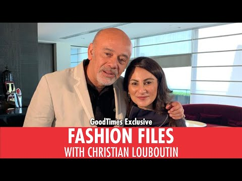 Kareena & Deepika's Favourite Shoe Designer Exclusively On GoodTimes | Christian Louboutin