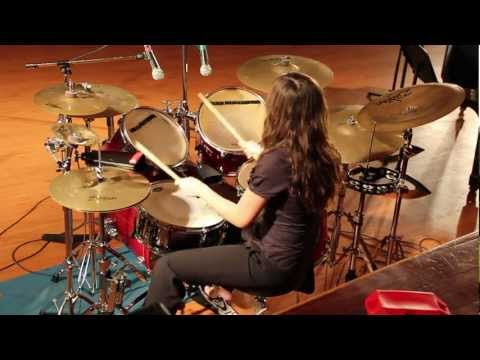 IB Music HL Performance Recital for Drums: