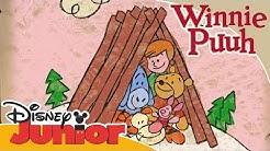 Kleine Abenteuer mit Winnie Puuh - Bilder für Ferkel   Disney Junior