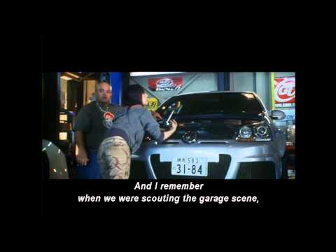 Fast & Furious Tokyo Drift: Deleted Scenes - Golf Drift+Justin Lin