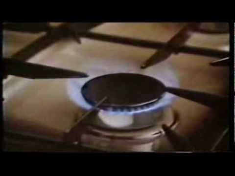 Commercial advert 2 - British Gas Cookability That's The Beauty Of Gas - Wrt Roger Greeaway