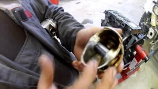 Свеча NGK убила мотор!!!Срочно проверьте свои свечи на наличие трещин изолятора!!!!!!!!!!