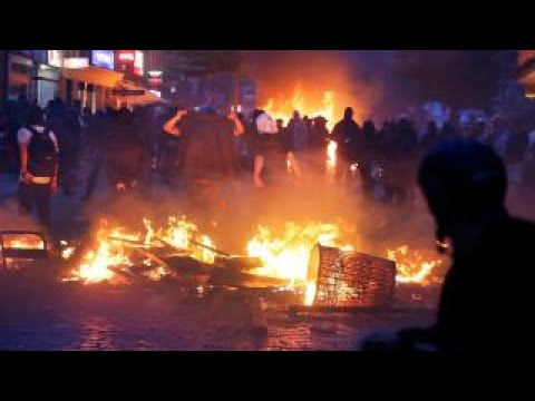 More violence in Hamburg, Germany following G20 summit