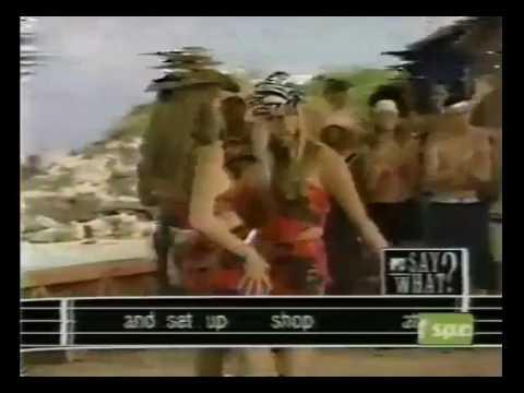 Road Dogg on Say What Karaoke at MTV Spring Break 2000