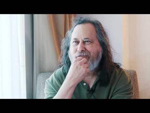 Meet My Next Guest, Richard M Stallman