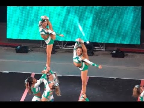 Cheer Extreme Sr Elite WSF 2018 HIT