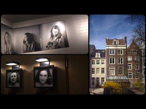 Anne Frank House Tour / Amsterdam
