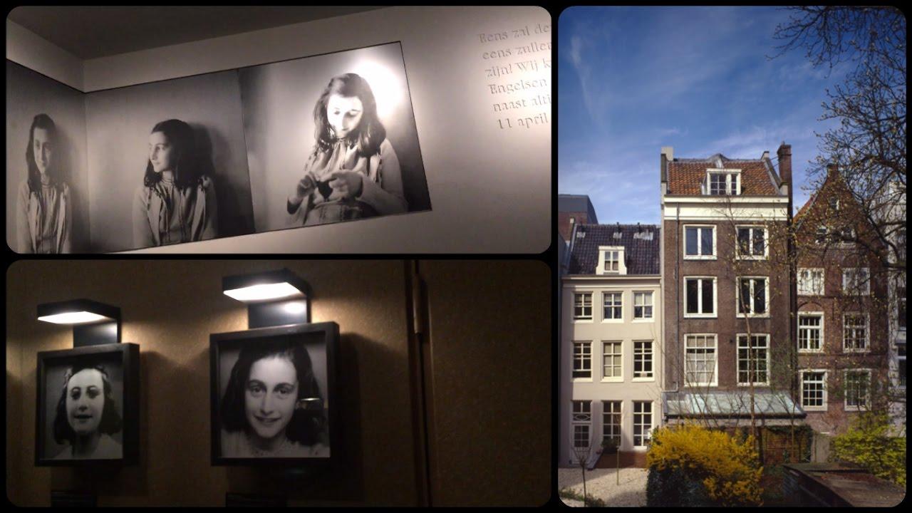 Anne Frank House Tour Amsterdam
