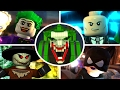 LEGO Batman 2 DC Super Heroes - All Story Mission Boss Fights