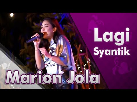Marion Jola - Lagi Syantik - Excellent Brand Award 2018 (EBA 2018)